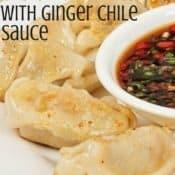 Ginger Chili Sauce