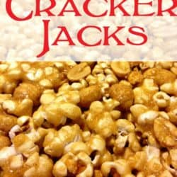 homemade cracker jacks recipe
