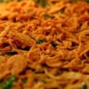 Green Bean Casserole – Easy Thanksgiving Recipes