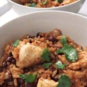 Cajun Style Beans and Rice