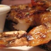 Joe's Buttered Shrimp