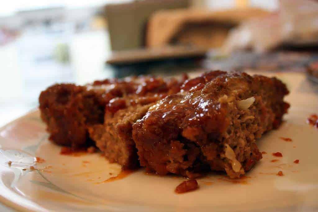 healthier meatloaf