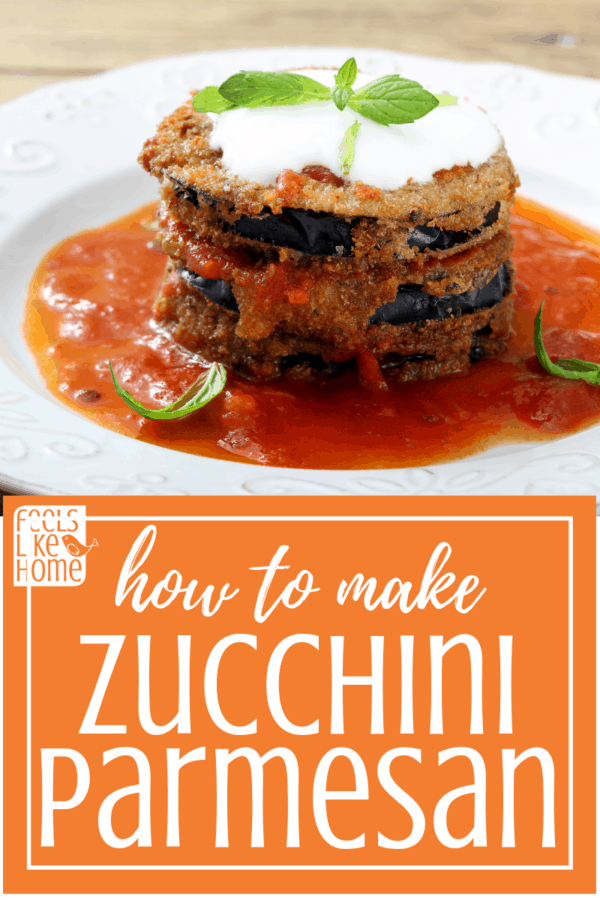 How to make the best zucchini parmesan - This super healthy dinner recipe is quick and easy and very filling when served alongside pasta. Can be gluten free noddles or regular. Top with tomato sauce. Low carb if served without the pasta. Baked or roasted in the oven.