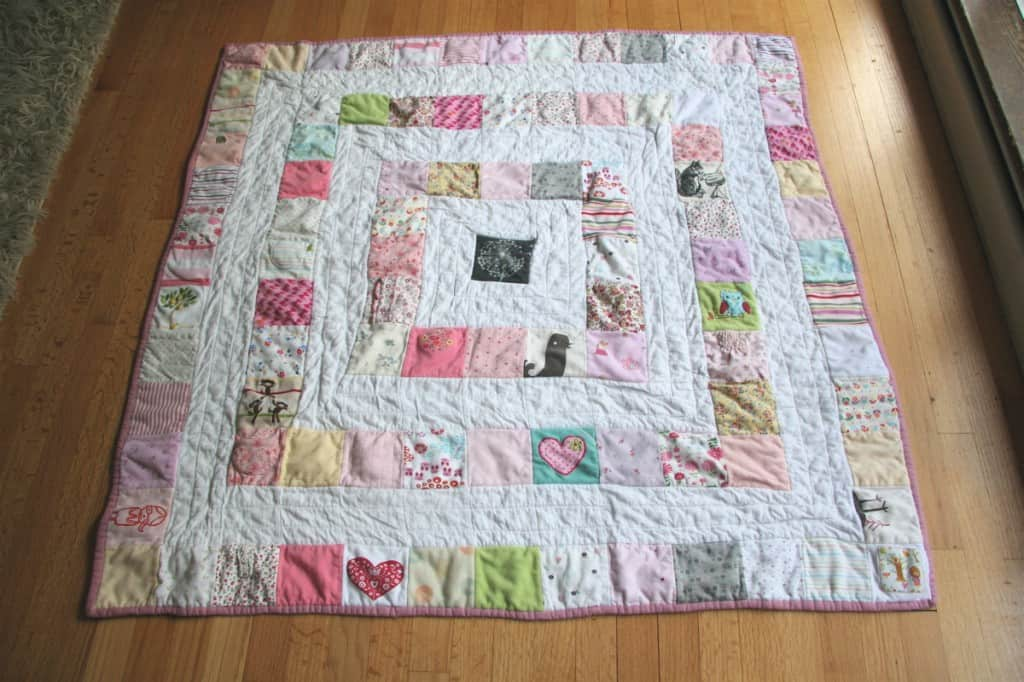 Keepsake Quilting Make Quilt Baby Clothes