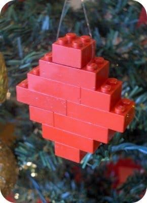 lego ornament