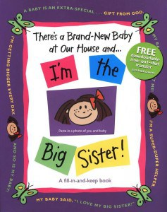 A book about big sisters