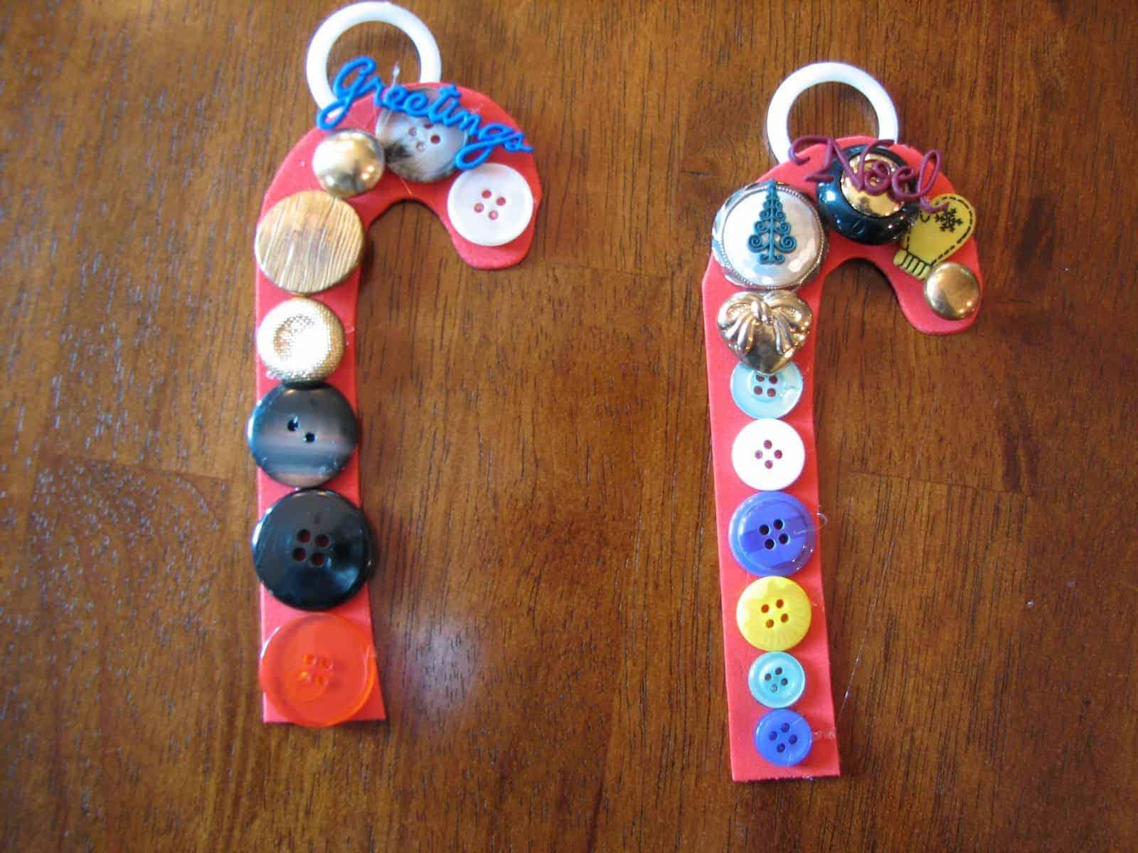 ornament for preschoolers to make