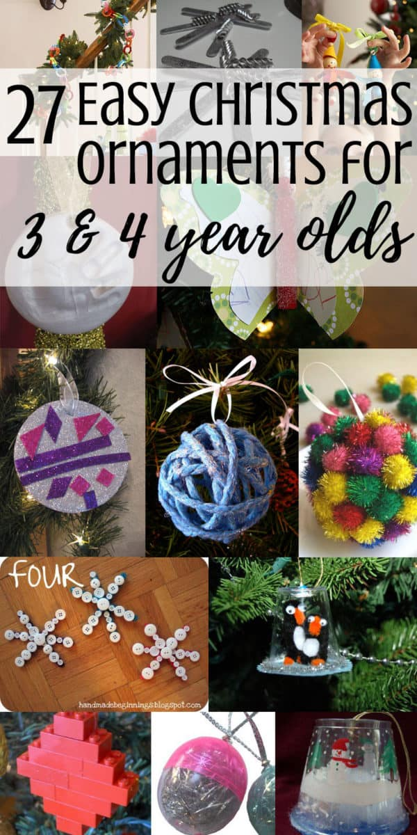 27 Ornaments To Make With A Preschooler Feels Like Home