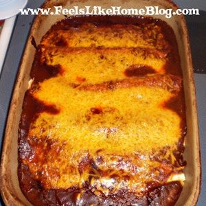 bbq-chicken-enchiladas