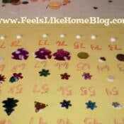 Preschool Crafts – Counting to 100