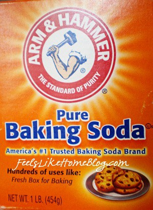 10 Ways to Use Baking Soda for Your Body | Feels Like Home™