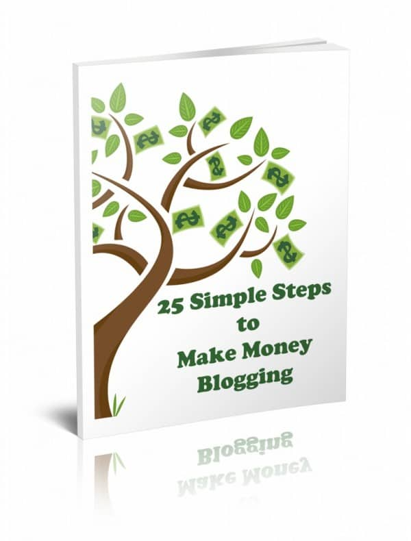 Make Money Blogging ebook