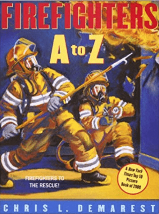 A book about Firefighters
