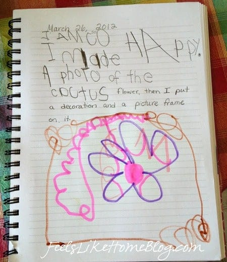 Ideas for writing in a kindergarten journal for homeschool or the classroom - including fun activities for learning to read and write including drawing pictures to illustrate stories and thoughts. Written by a certified writing specialist teacher with a master's degree.