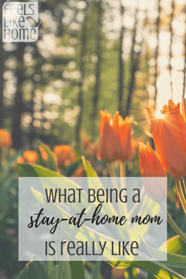 What being a stay-at-home mom is really like - Every stay-at-home mom struggles with organization, motivation, and inspiration. This thoughtful article is uplifting and encouraging when you are lonely and bored or experiencing burnout with life.