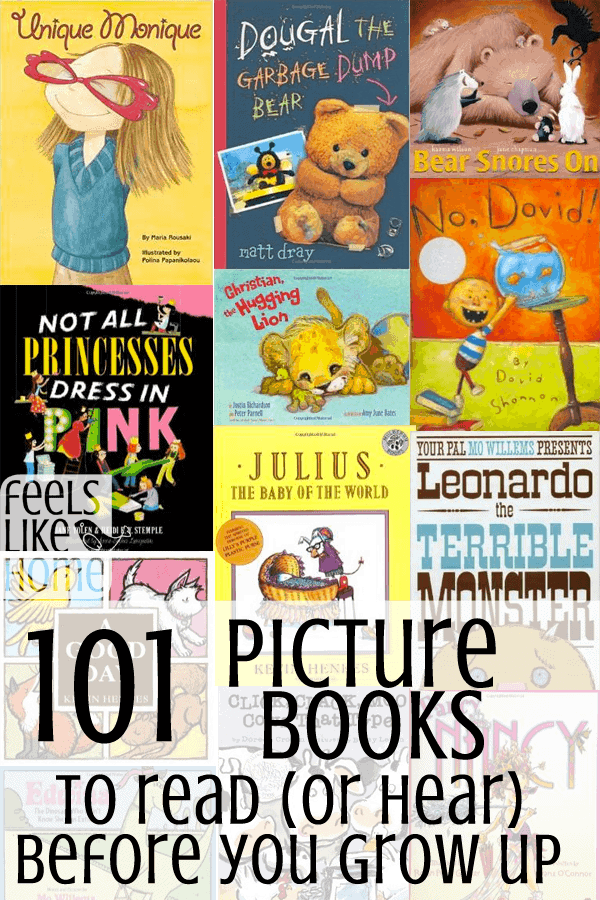 best picture books to read