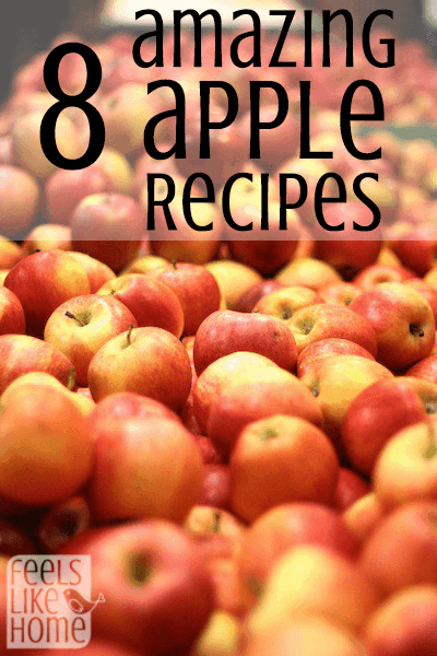 These healthy, simple, and easy apple recipes will leave you drooling. Includes recipes for breakfast, brunch, lunch, dinner, and dessert. Some gluten free and low carb. Even includes crockpot applesauce and apple butter recipes. Great for a variety of apples including honeycrisp, gala, fuji, granny smith, and red delicious.