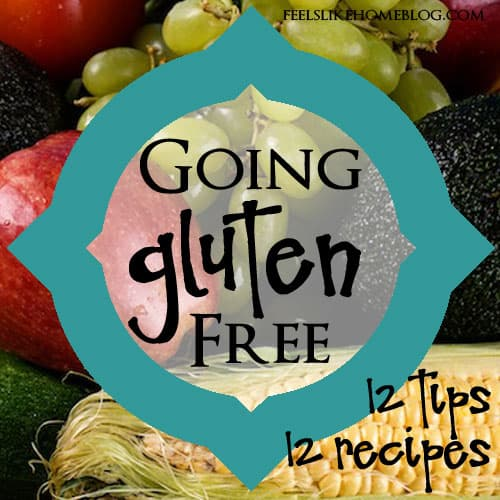 How to go gluten free at home - Tips, ideas, and advice from 9 people who've done it. Includes 12+ recipes for delicious, gluten-free foods. Articles and thoughts on how to cook without gluten and how baking works.