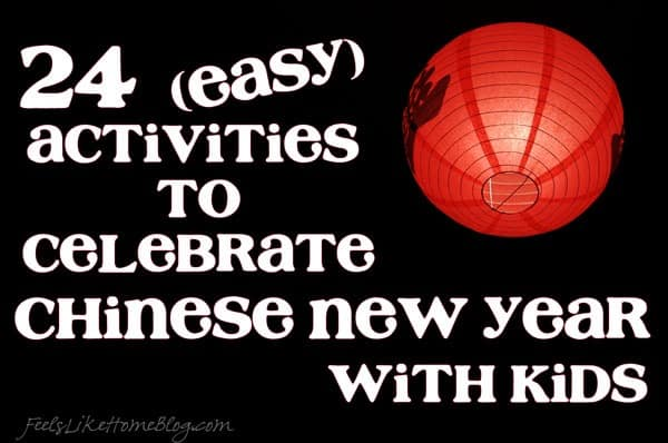Chinese New Year Crafts, Activities, Art Projects, Traditions, and Decorations for Kids - These ideas are great for classroom or homeschool use. Including preschool and kindergarten. DIY lantern ideas.