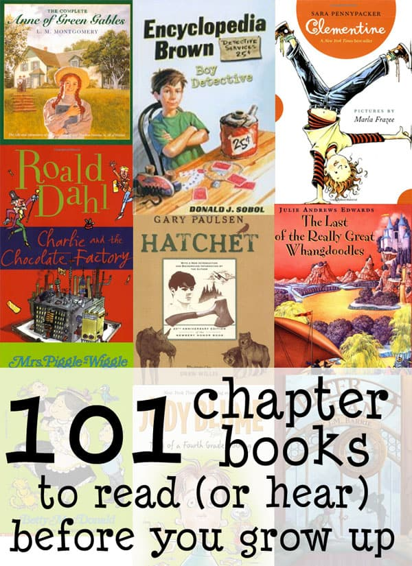 Children's Book Lists