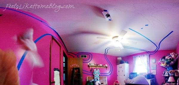 Grace S New Glittery Bedroom Feels Like Home