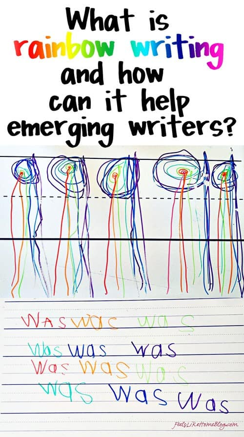 rainbow writing and emerging writers
