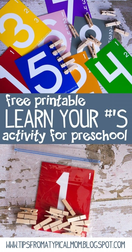 math games for preschoolers