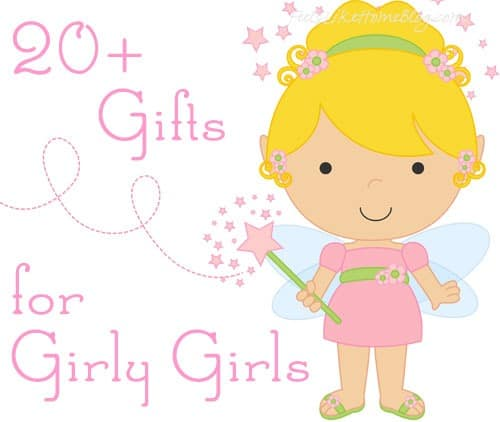 Christmas Gift Ideas for Girly Girls