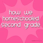 How to homeschool second grade