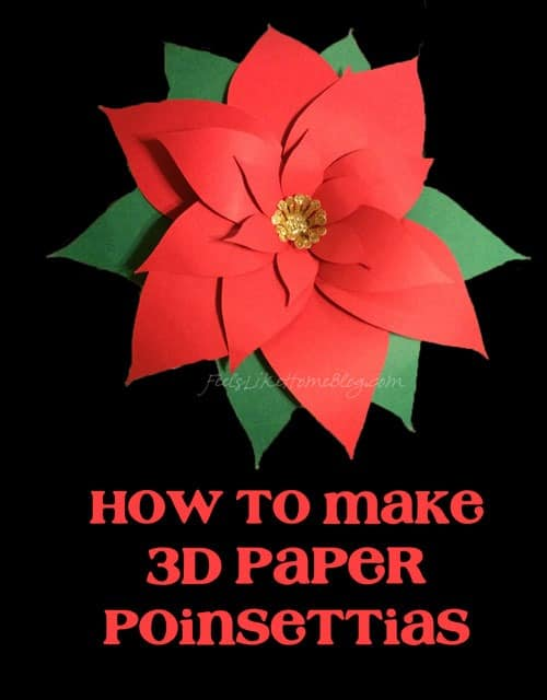 Make Christmas Paper Crafts