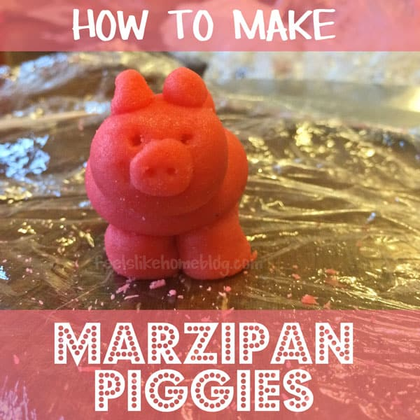 how to make eggless marzipan at home
