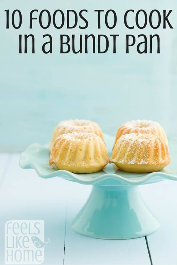 There are so many uses for a bundt pan that you probably never heard of! These are genius!
