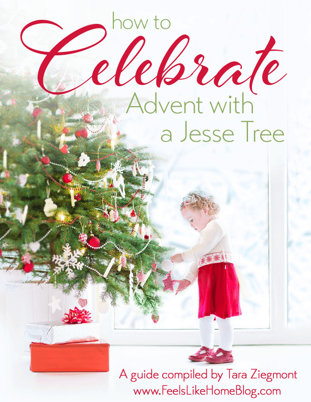 Jesse Tree Ornaments: Advent Coloring Activities and Craft ... | 792x612