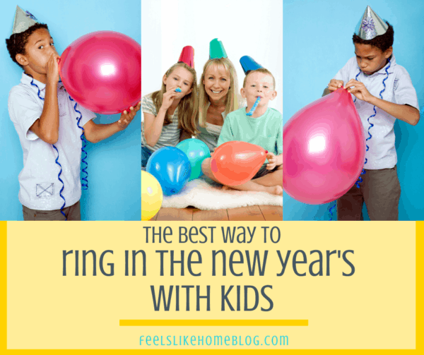 This is the most creative way to ring in the new year that I've ever seen! Fun New Year's Eve activity that includes foods, crafts, and activities for kids - I love spending New Years Eve as a family, and these are our best tips for having a successful party for everyone whether you're celebrating at home or with a group! Great DIY countdown ideas for a fun night including dinner, snacks, and dessert. Start new traditions this year! You'll never run out of things to do on New Years Eve again!