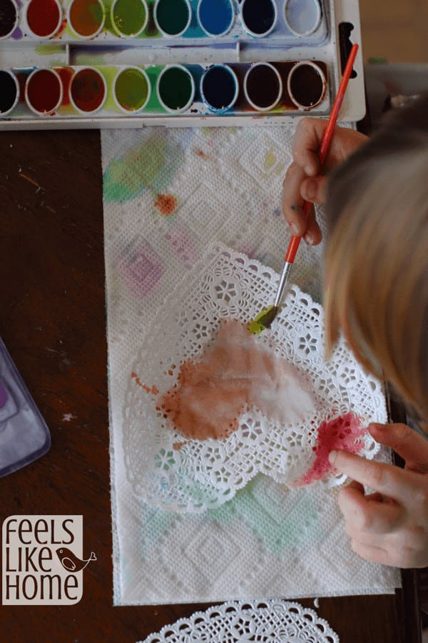 watercolors-on-doilies