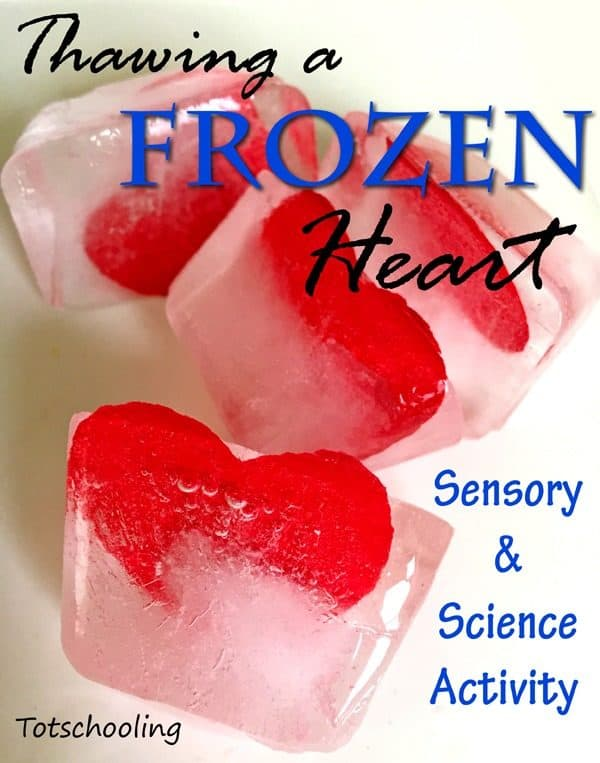 Thawing Frozen Hearts activity