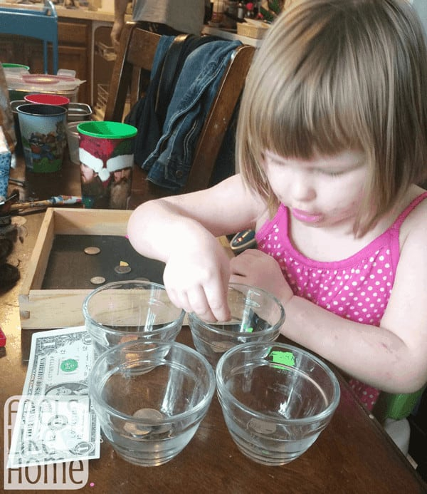 learning how to count money for preschoolers