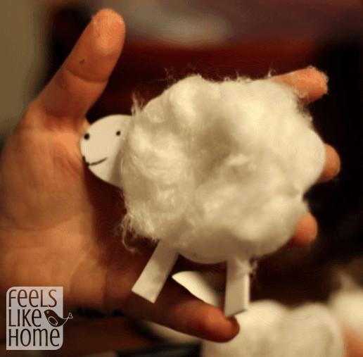 Finished sheep
