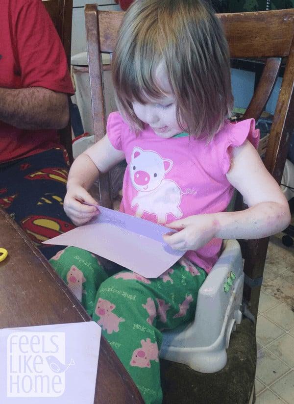 Letter writing preschool activities