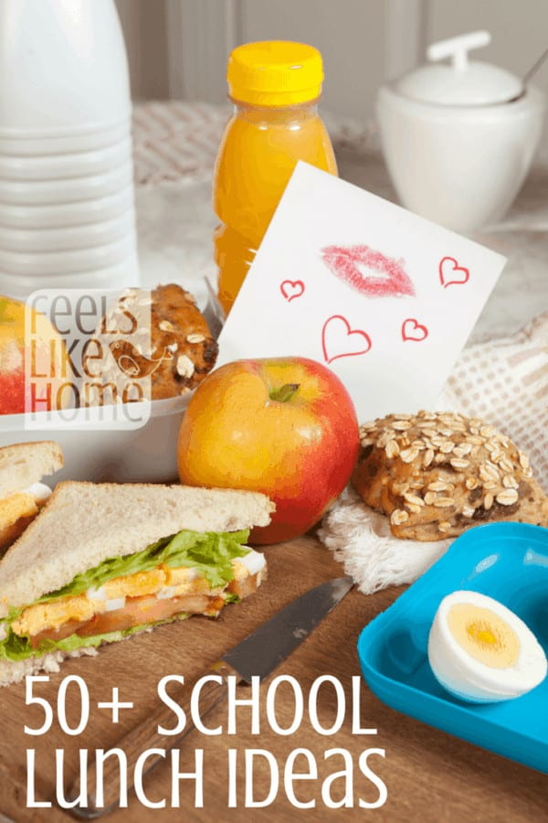 Packed lunches are healthier and cheaper than eating out! These easy and healthy lunch ideas for school and work are great! There are so many things here that I never even thought of, for kids, teens, and adults - even picky eaters! It is possible to pack kids' and adults' lunches without sandwiches. This mom offers healthy, simple tips for making it easy and fun. Perfect for back to school, these super smart healthy ideas and tips will have you packing awesome school lunches in no time! Moms and children need a simple and easy solution for quick ways to pack lunch in the mornings.