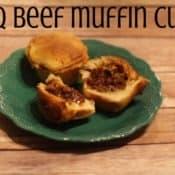 BBQ Beef Muffin Cups Recipe