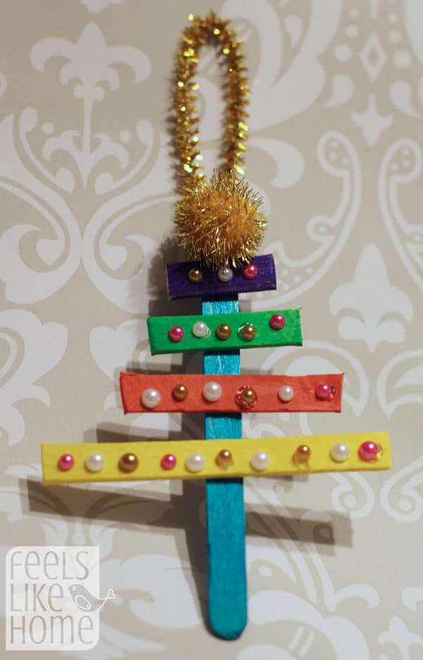 christmas-tree-crafts-for-preschoolers-popsicle-sticks-pearls