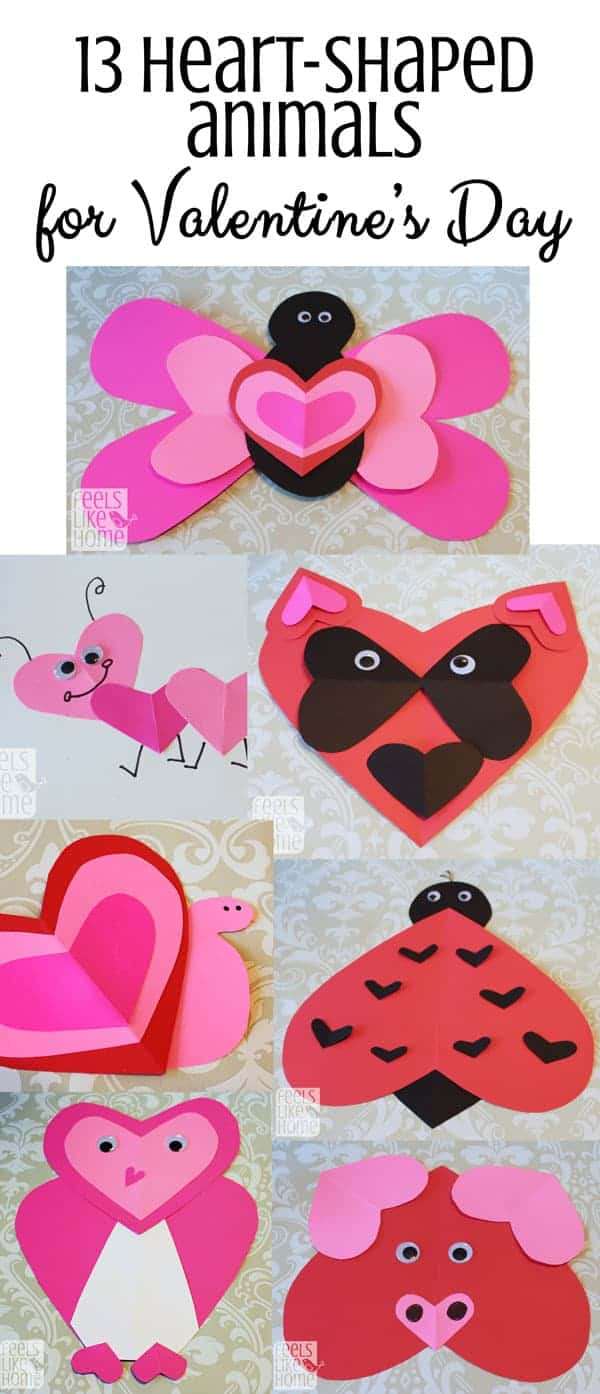 Valentine Crafts For Kids To Make For Assisted Living Homes