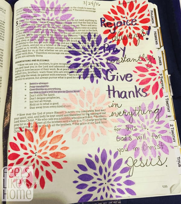 These little gems could make the least creative person on the planet a successful Bible journaler! All you have to do is stick, color, and peel off! It's that easy!
