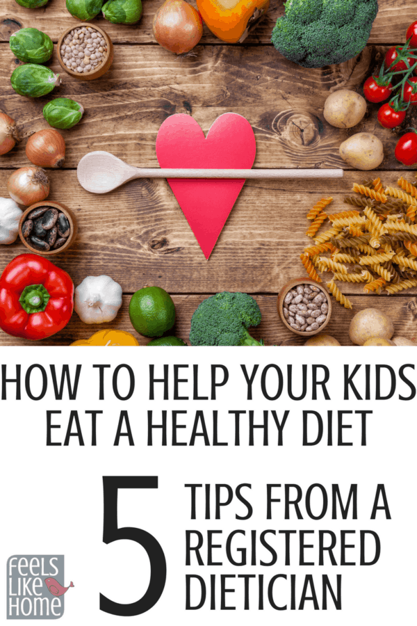 Do you have picky eaters? Me too! The power struggle over eating healthy meals is a thing of the past for our family thanks to these tips from a registered dietician. They will work for all families!