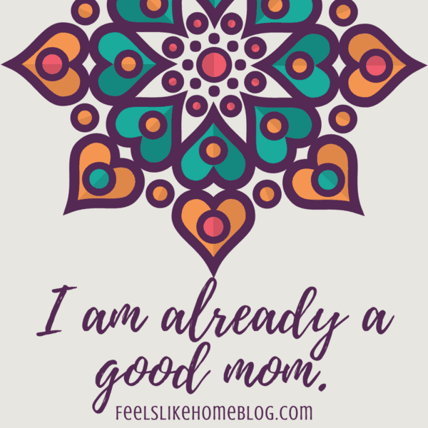 A printable positive affirmation