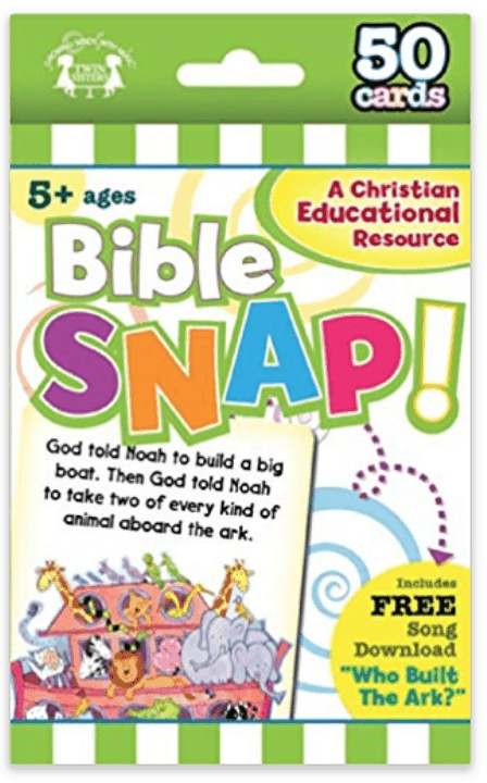 Bible SNAP! game