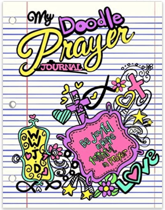A prayer journal for kids