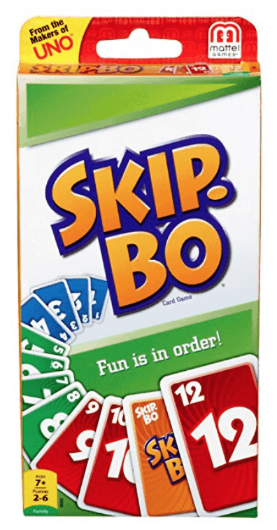 Skipbo game