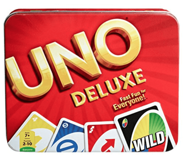 UNO deluxe game